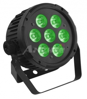 PROCBET PAR LED 7-15 RGBWA+UV PL